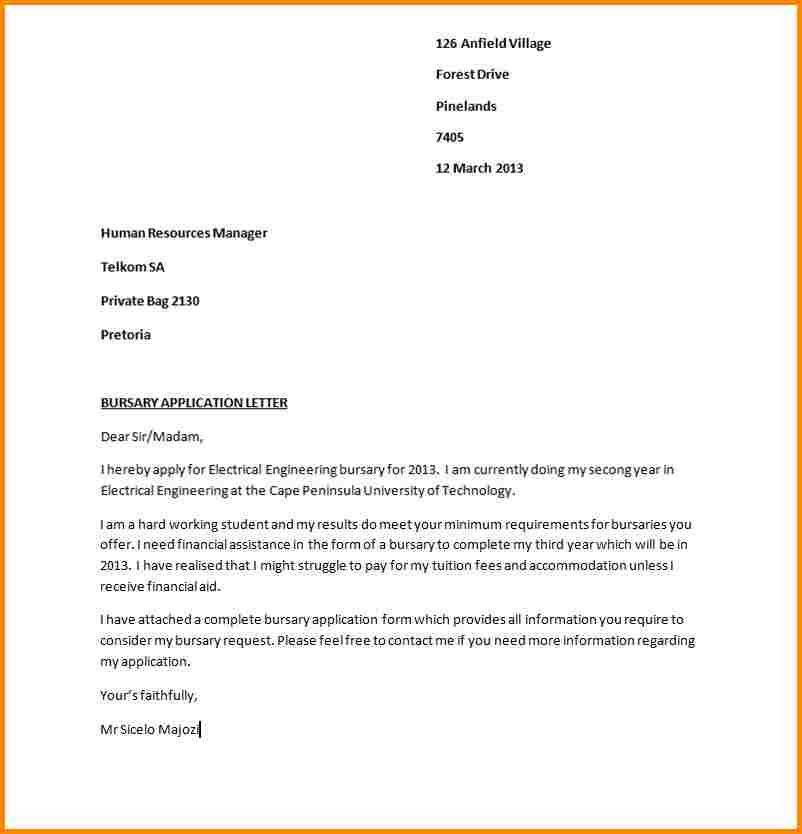 Motivational Cover Letter For Job Application   Professional