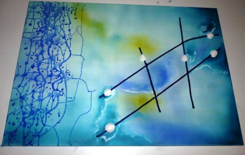 AnexoBlue - por robélyo alves: o blue sempre como marca minha em todo trabalho.