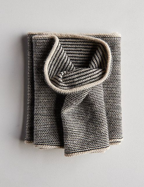 Photo of Knit a Newsprint Cowl – A Stylish New Pattern From Purl Soho