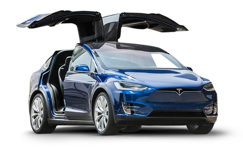 tesla model x reviews tesla model x price photos and specs car and driver cars. Black Bedroom Furniture Sets. Home Design Ideas