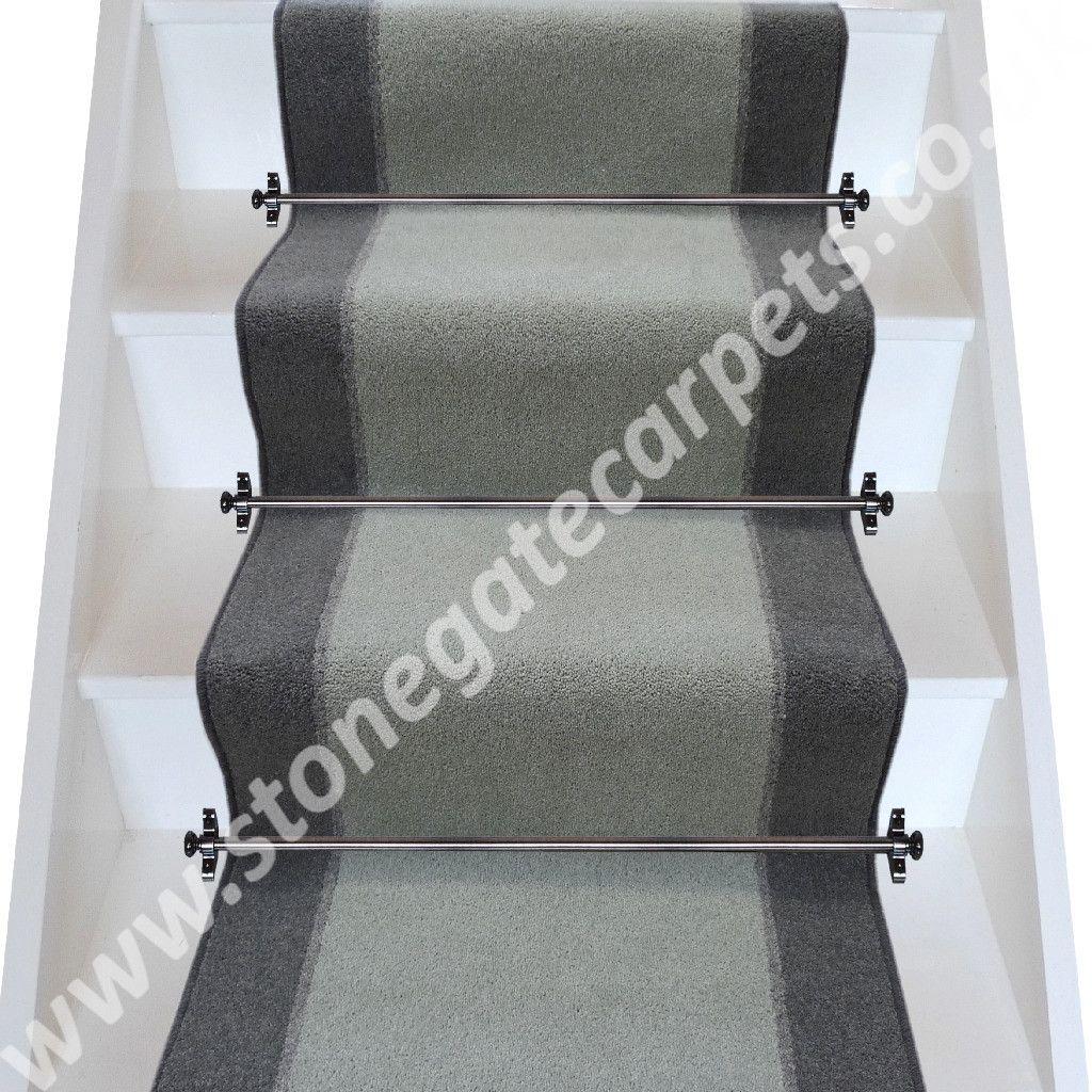 Best Brintons Carpets Bell Twist Sage Green Green Not Grey 400 x 300