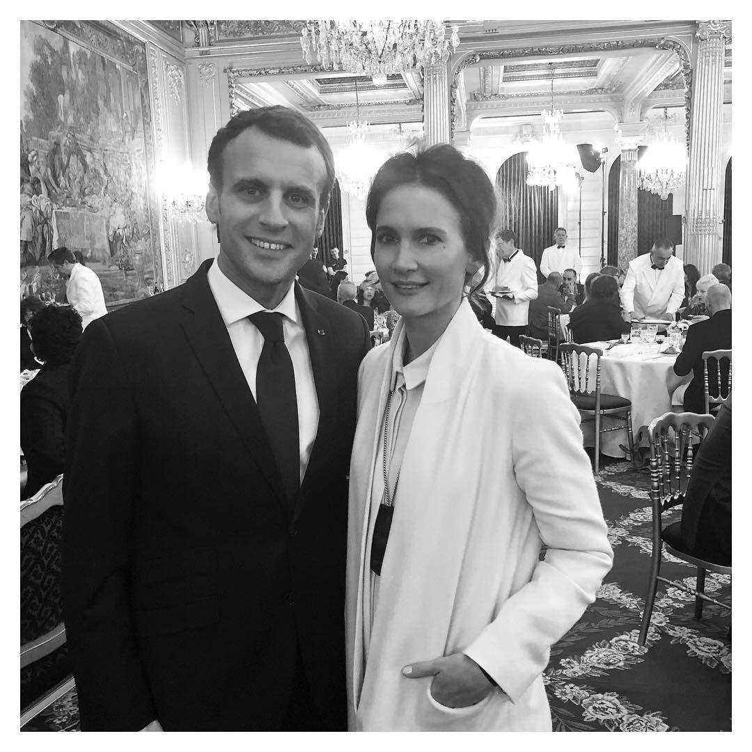 Emmanuel Macron 25 President of France в 2020 г (с
