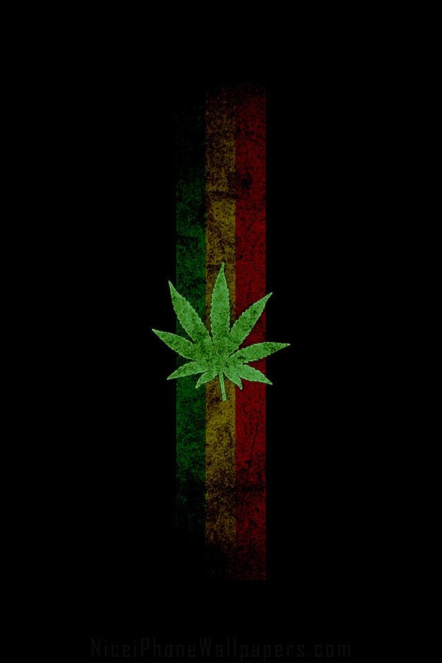 IPhone Marijuana Wallpaper HD