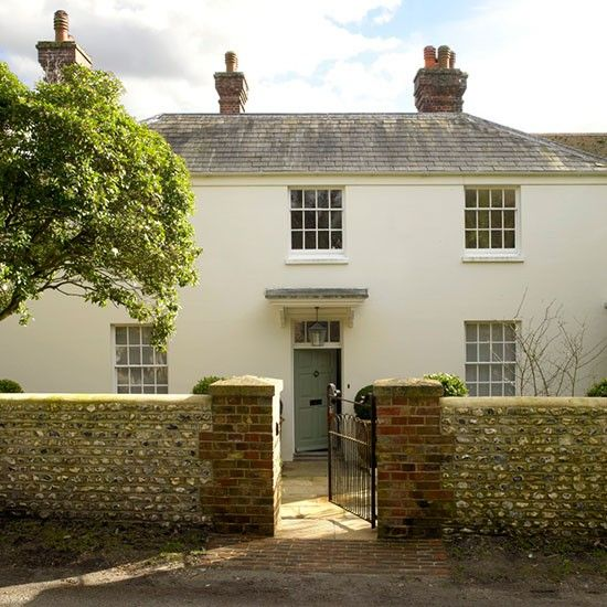 Step Inside An Elegant Period Farmhouse In West Sussex
