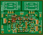Cara Modif Power Amplifire Safari 400watt Menjadi Low Sub