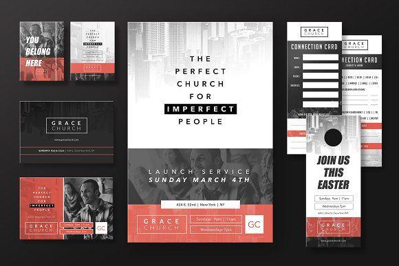 Church Essentials Pack by Brandon Bilsborough on