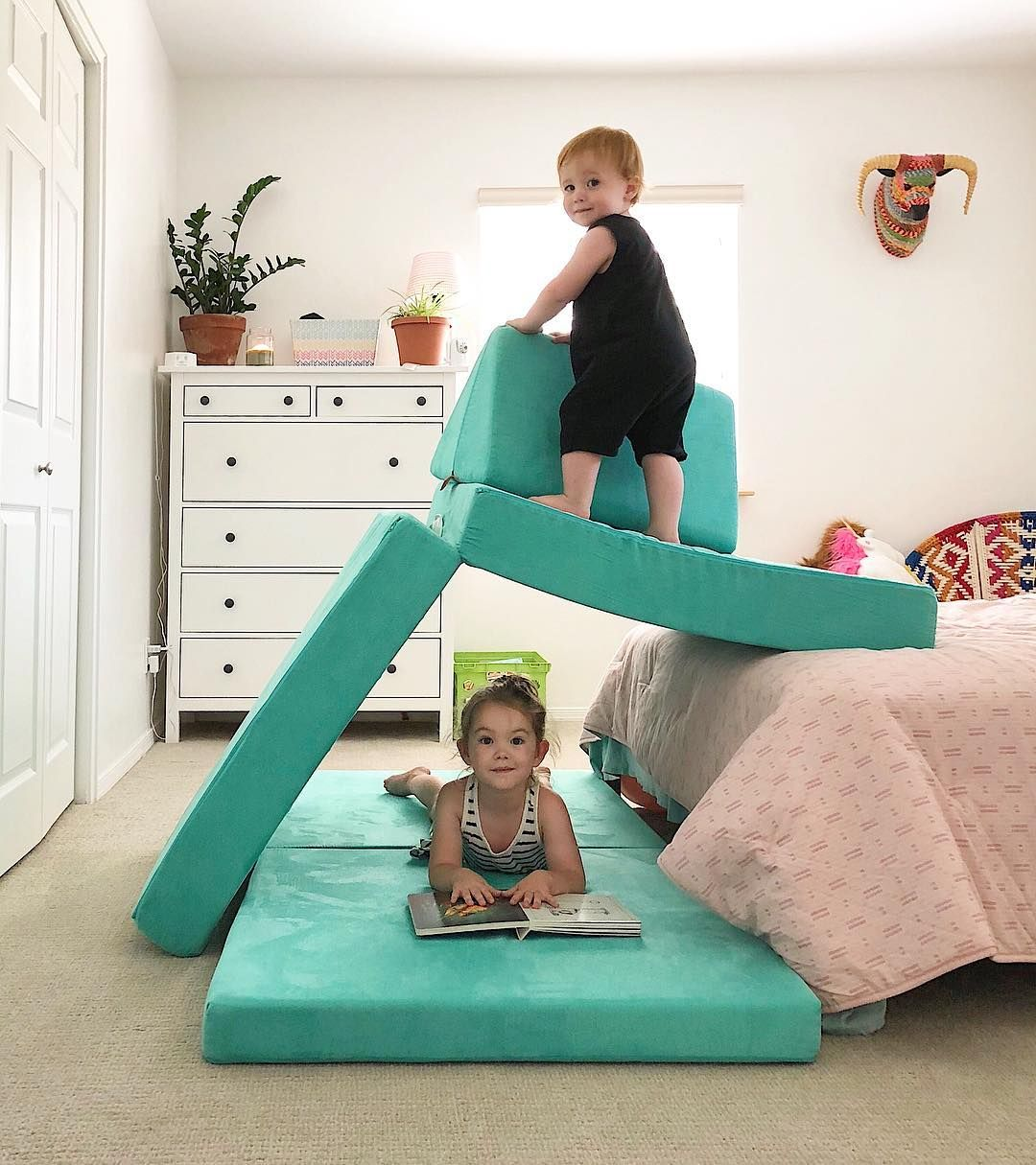 Nugget couch cushions for kids | Baby playroom, Toddler ...