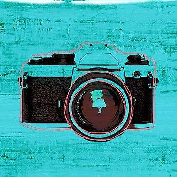 Digital Deco Camera / Z GALLERIE