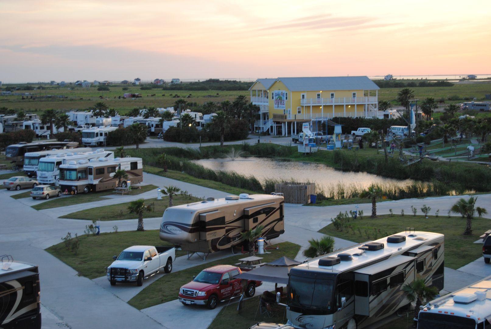 Jamaica Beach Rv Resort Rv Parks Campground Rv Park Reviews Jamaica Beaches Resort Rv Parks
