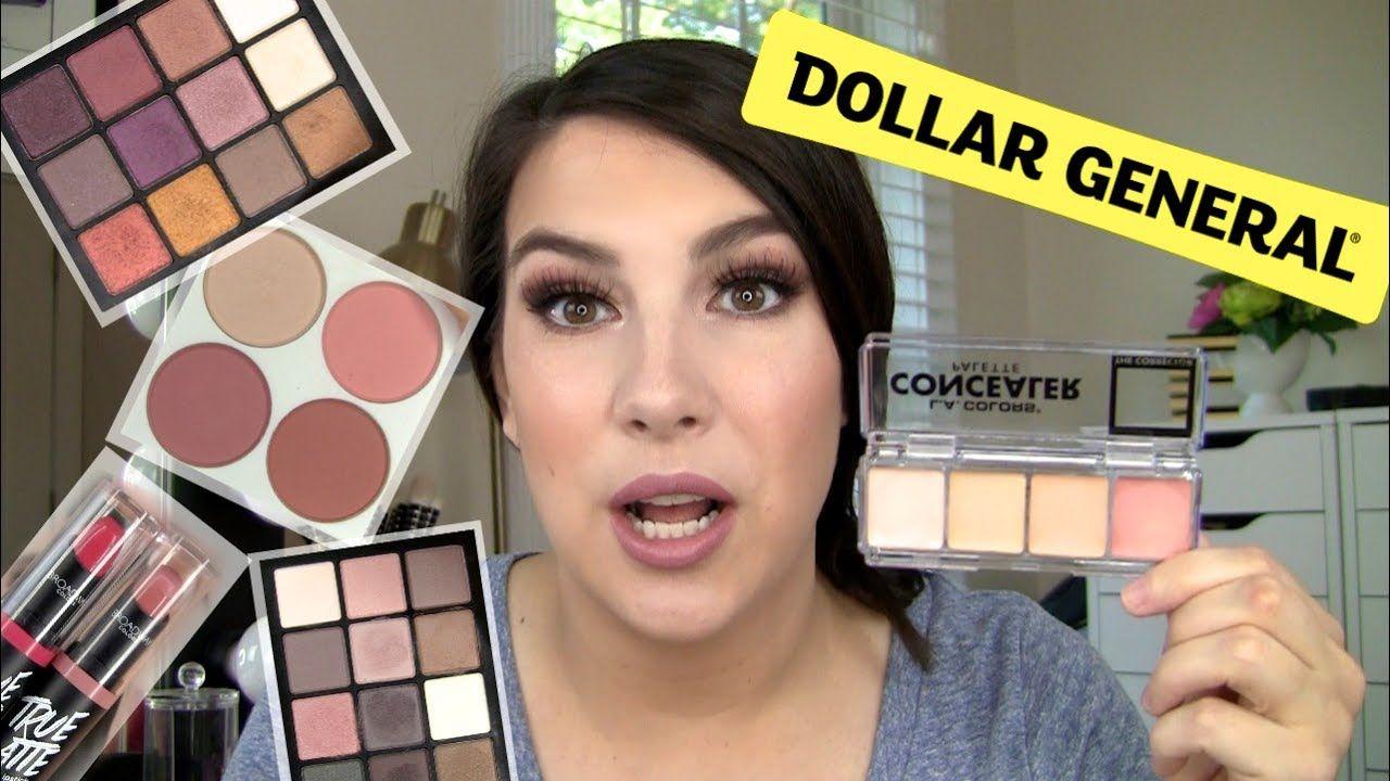 DOLLAR STORE MAKEUP Hidden Gems! Best makeup products