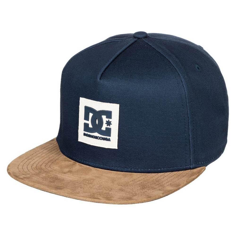 DC SHOES CO Dacks Snapback Cap Basecap Baseballcap Flat Brim Caps