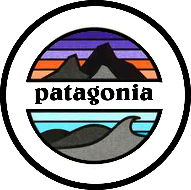 Patagonia Stickers Pinterest Patagonia Logos And