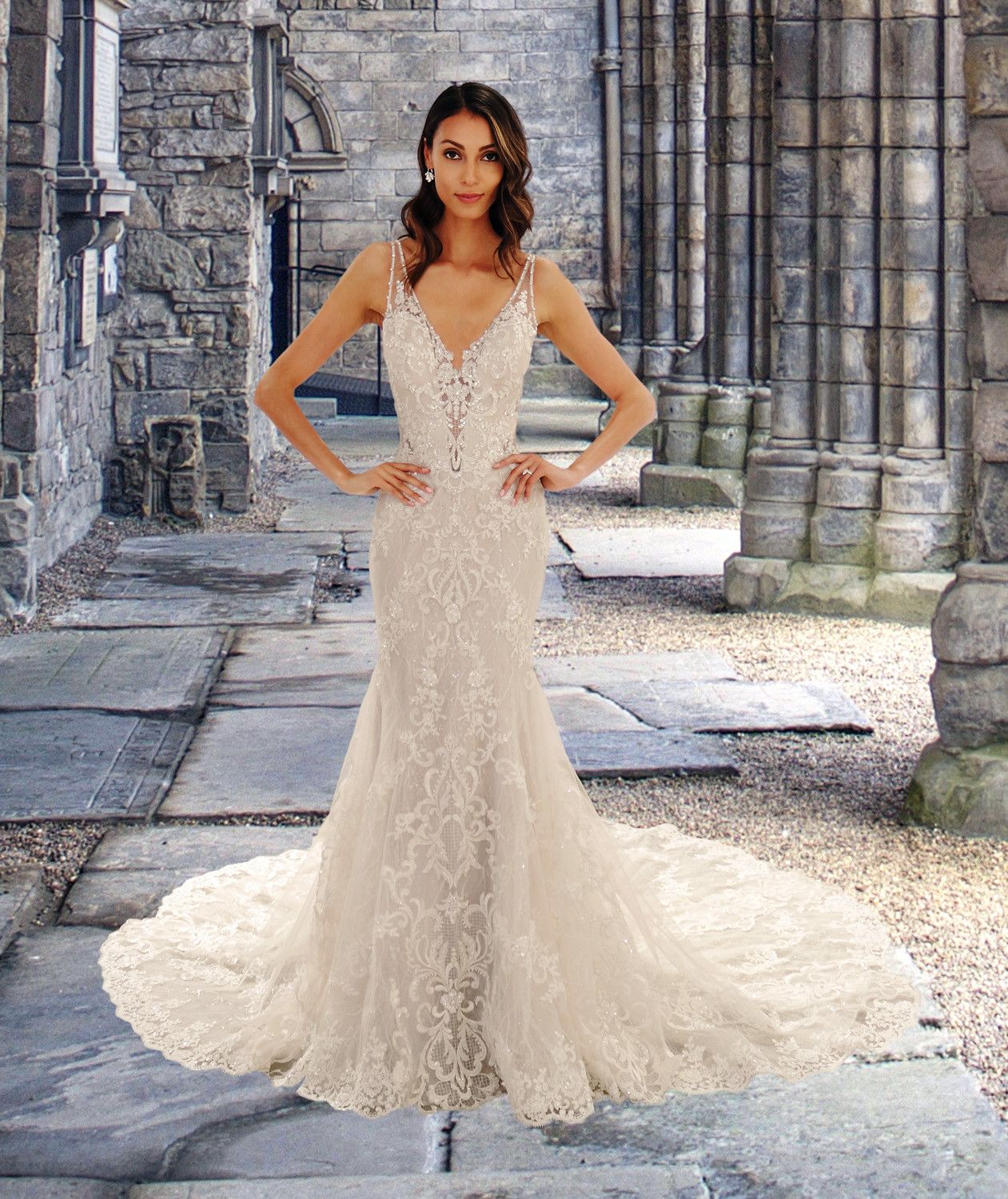 ea0b6f51c632 Eve of Milady Spring 2019 Wedding Dress Collection | EVERYTHING ...