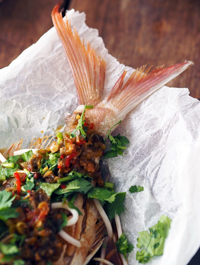Thai style deep fried whole fish food belly rumbles pinterest i think whole fried thai style fish may be on our agenda this weekend click bio link for the recipe search whole fish forumfinder Choice Image