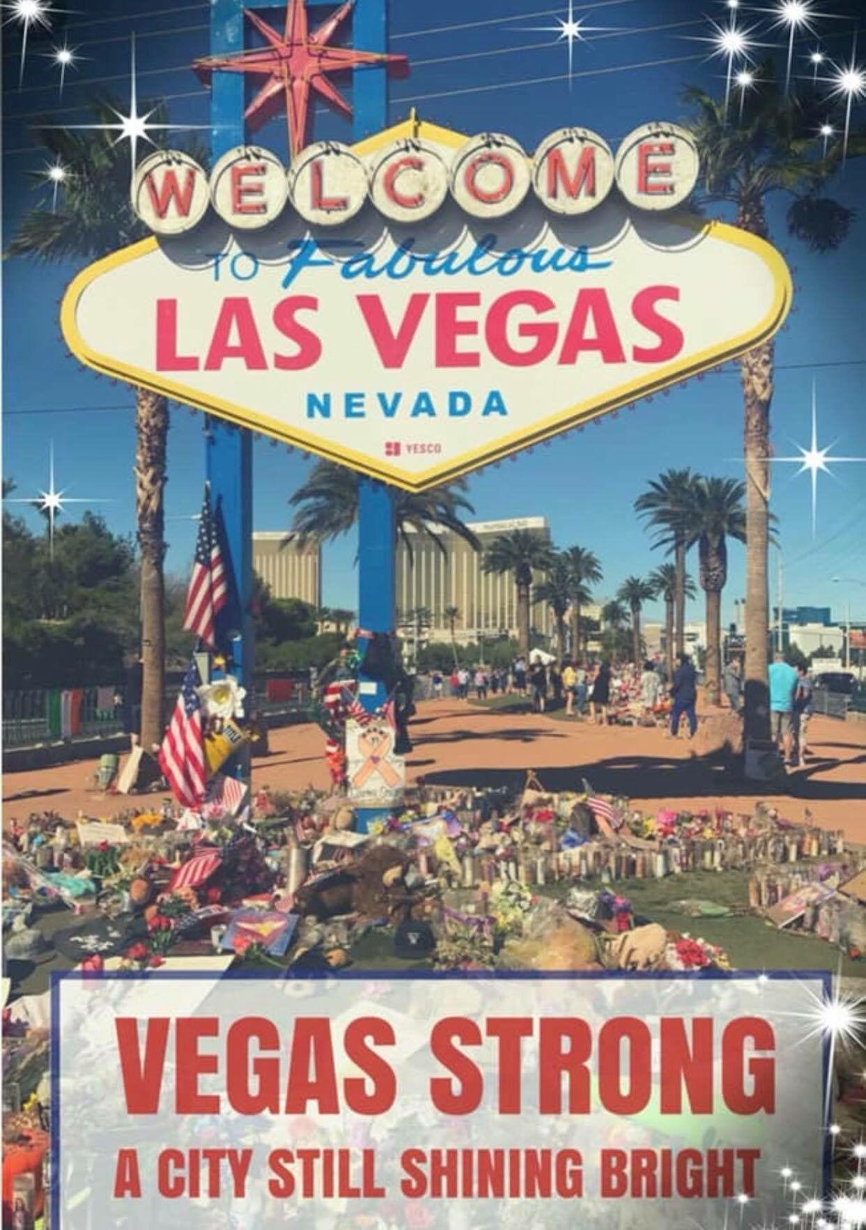 I love my beautiful strong city ️ ️ ️ Vegas, Las vegas