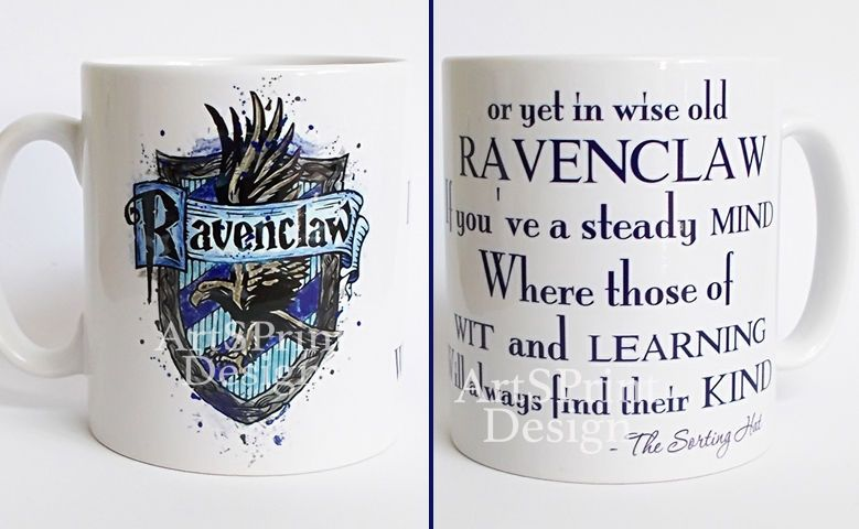 Ceramic Details Crest Mug About Harry NewRavenclaw Potter OPkZiwTXu