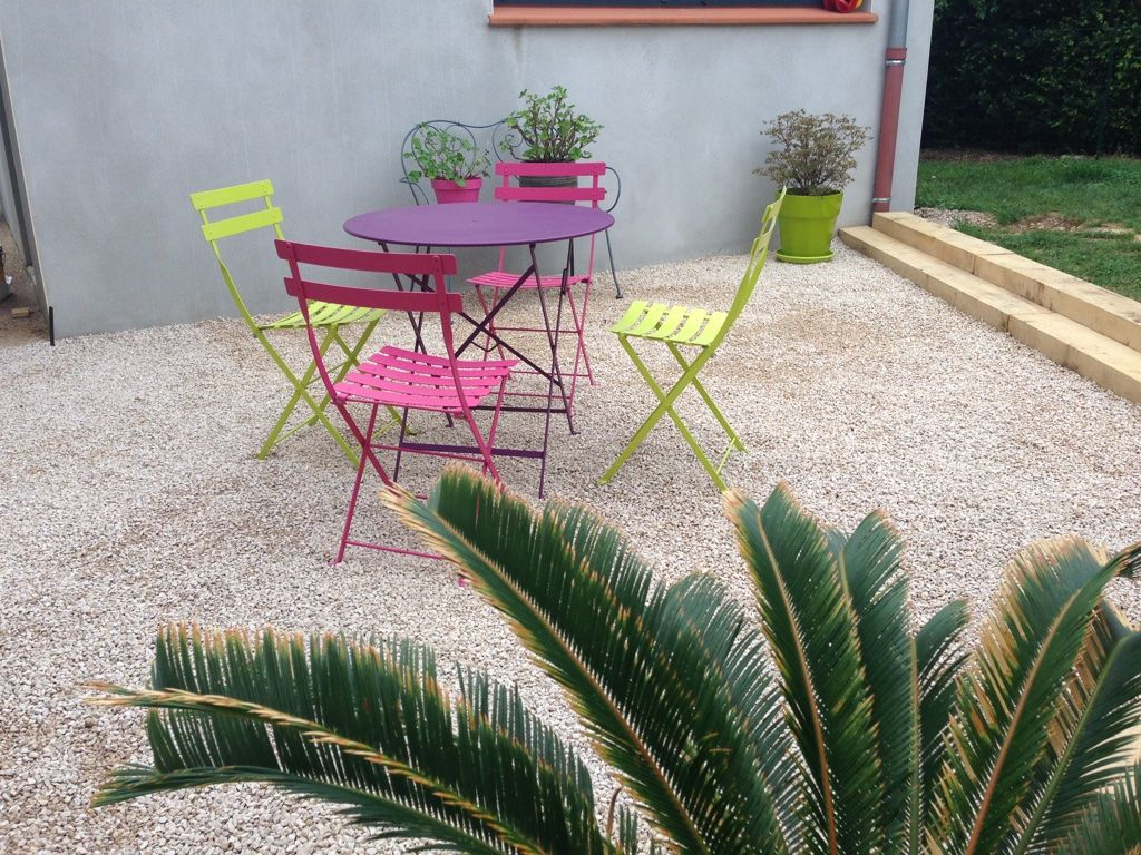 Amenagement Terrasse Exterieur Jardin | Amenagement Terrasse ...