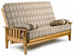 Biltmore Queen Size Futon Package 699 Free Shipping