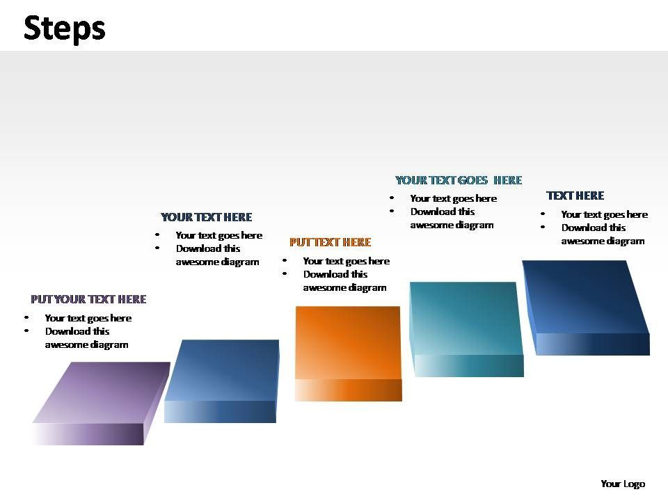 Creative Powerpoint Presentation For Objectives Slide - Google