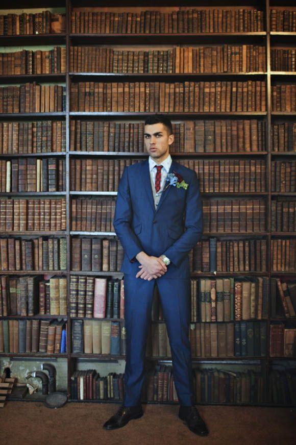 Glasgow Wedding Collective mens attire