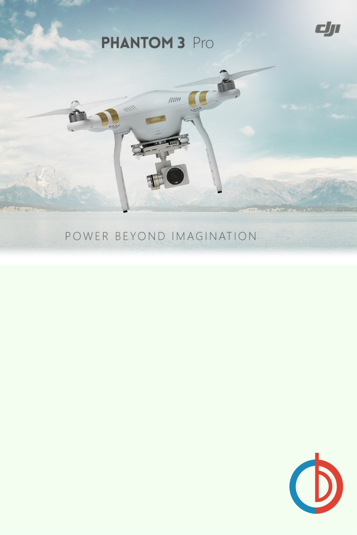 Phantom 3 4K Quadcopter Drone with 4K Camera and 3-Axis Gimbal ...