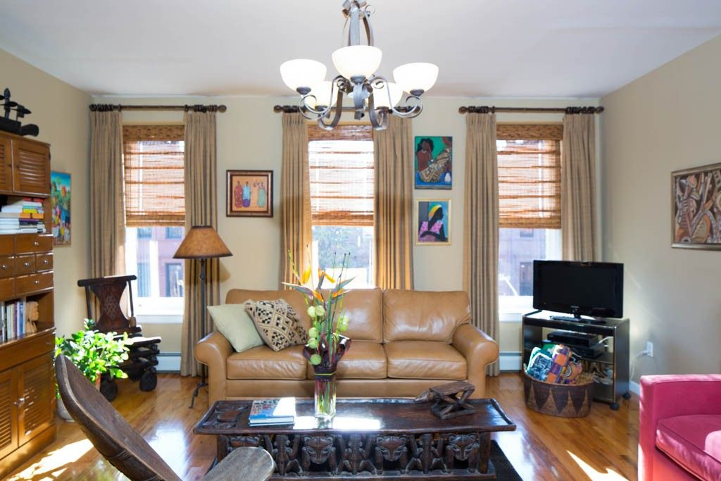 Harlem (Central) Vacation Rental   VRBO 123390   1 BR Manhattan Townhome In  NY