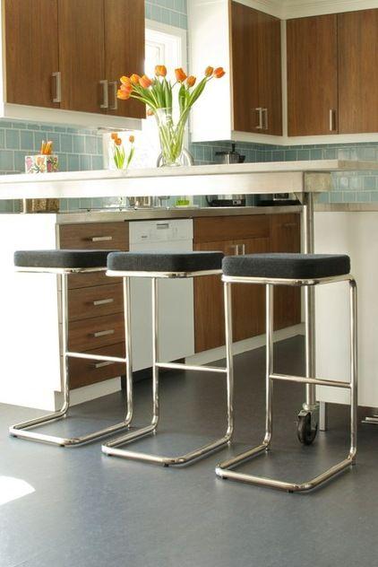 seamless marmoleum floor kitchen inspiration example ...