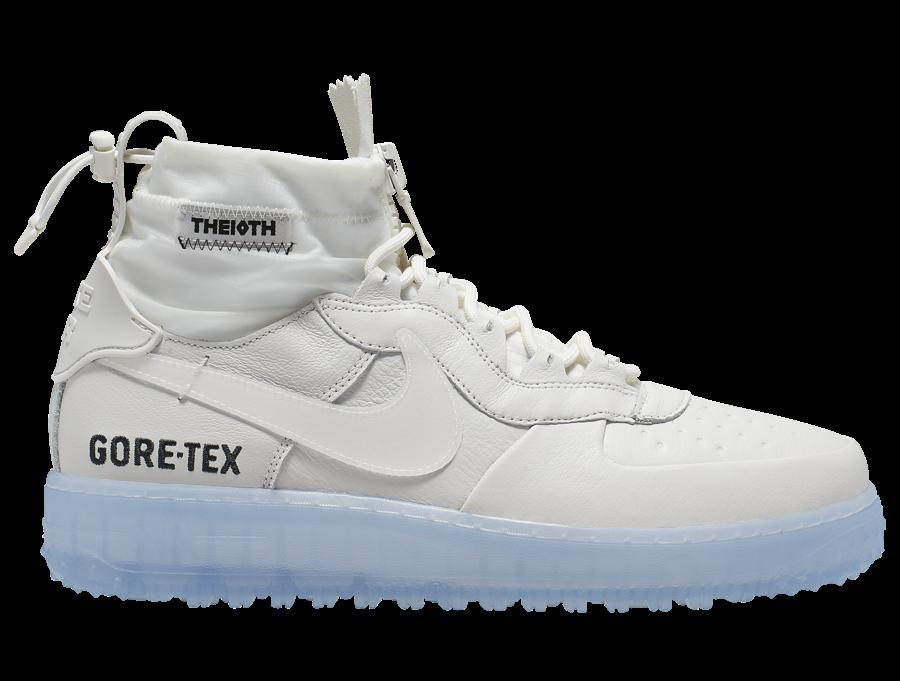 Nike Air Force 1 WTR Gore Tex CQ7211 002 CQ7211 001 CQ7211