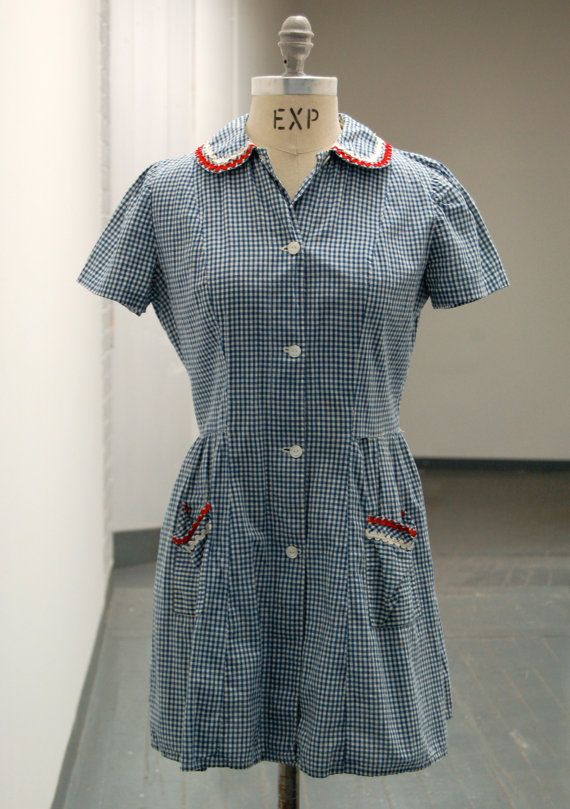 vintage mini dolly play dress by expvintage on Etsy, $39.00