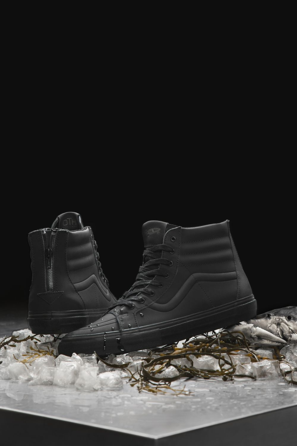 b61b61a8b8 Black Crab X Vans X OTH X Chuck Hughes — Off The Hook