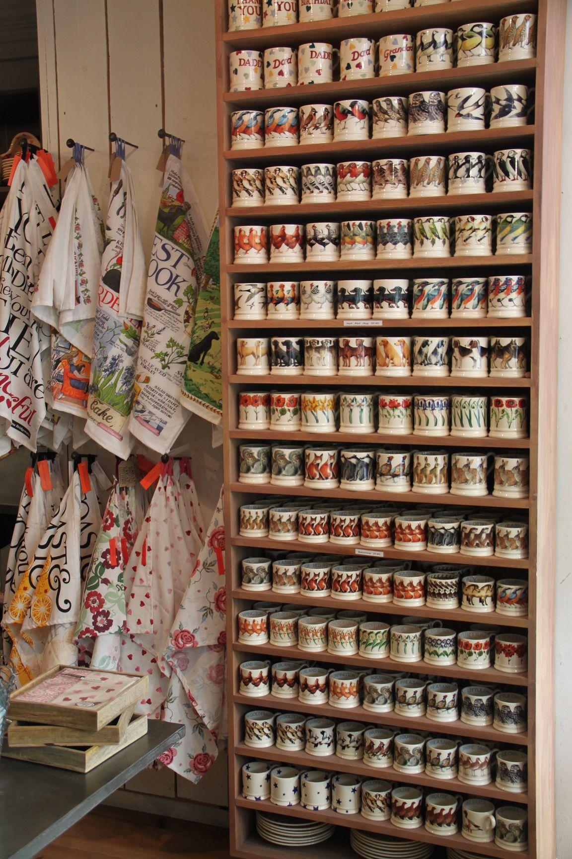 Emma Bridgewater Mugs And Teatowels Coffee Mugs Tea Mugs Www Byhedges Nl Emma Bridgewater Pottery Emma Bridgewater Bridgewater