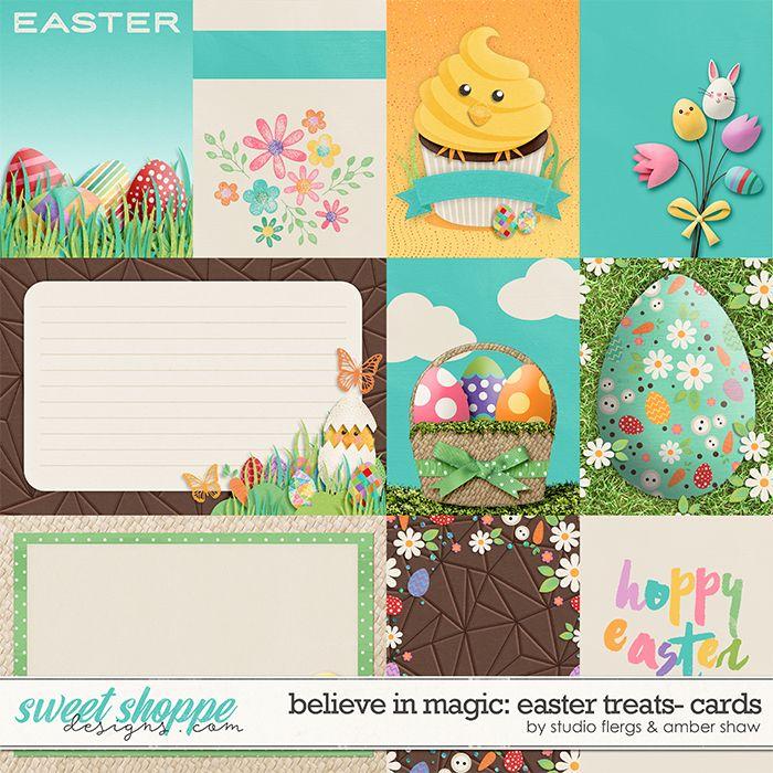 Digi Easter Treats