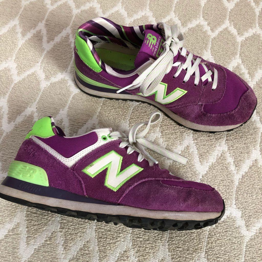 meilleure sélection 28aa3 1cd3a New Balance Shoes   New Balance 574 Size 7   Color: Green ...