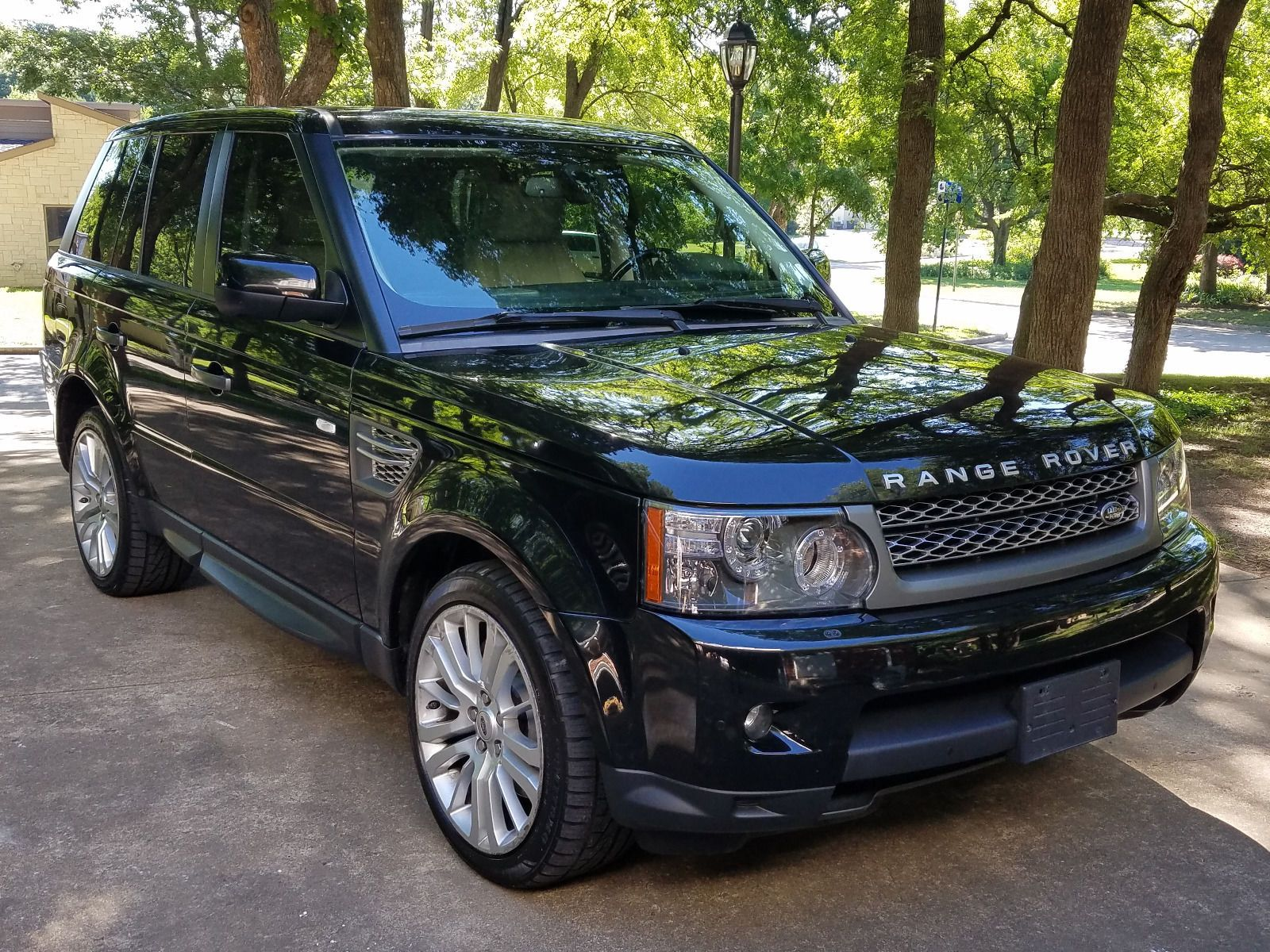 Absolutely Stunning 2010 Land Rover Range Rover Sport Hse Lux Offroad Range Rover Sport Land Rover Range Rover