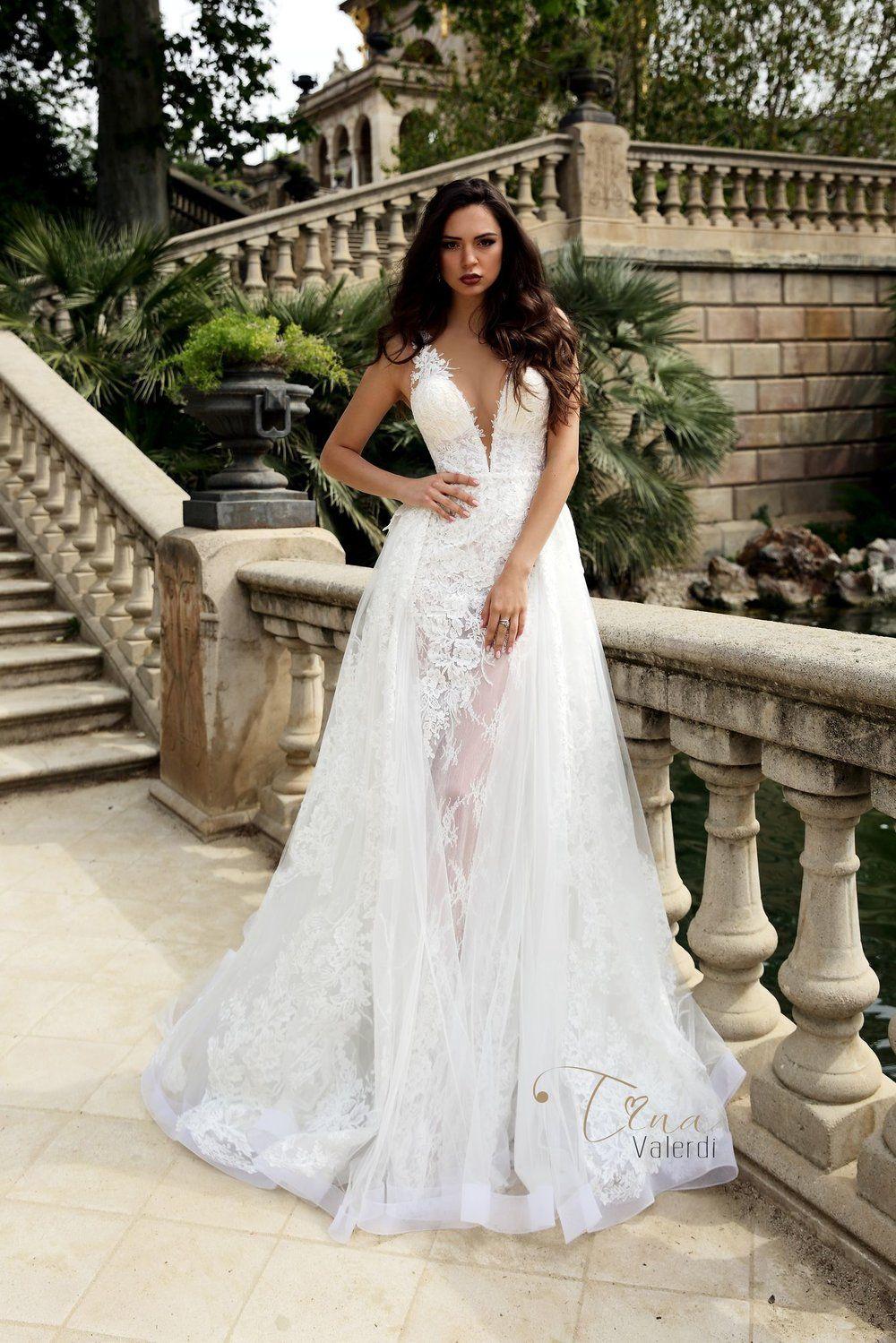 Mariana Wedding Dress By Tina Valerdi Wedding Dresses European Wedding Dresses Wedding Dresses Lace