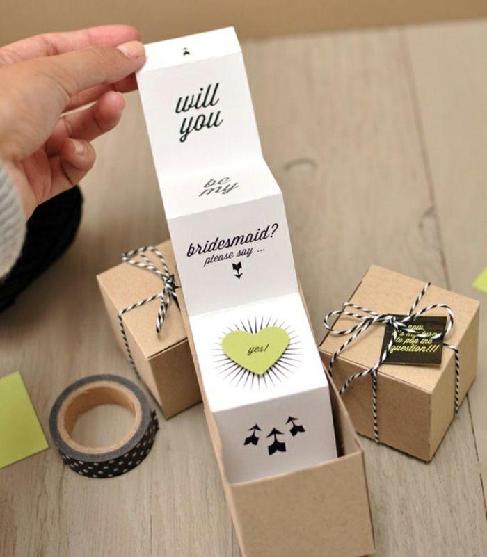 la demande t moin mariage 55 id es qui vont vous charmer wedding ideas. Black Bedroom Furniture Sets. Home Design Ideas