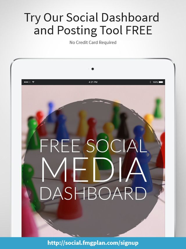 Here is a #SocialMedia #Dashboard and #Scheduler #Tool you can use for free - http://wu.to/knbIS0