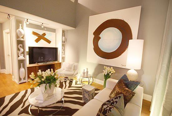 Simple art update ideas for mom pinterest david for David bromstad bedroom designs