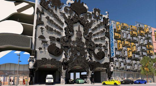 Nicolas Buffe + Clavel Arquitectos (Courtesy Miami Design District)