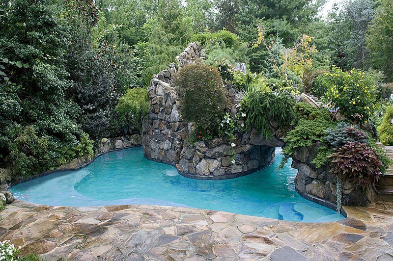 Pin de pedro llin s en piscinas de dise o biol gicas y - Diseno de piscinas naturales ...