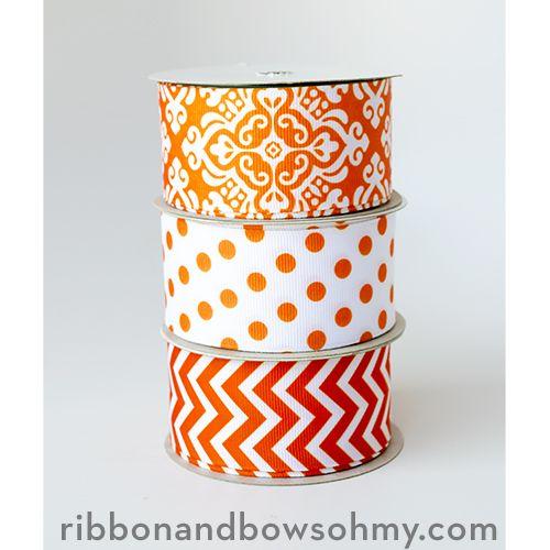 Ribbon And Bows Oh My!