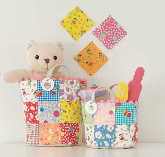 auction #1 ~ toybuckets - Pretty by Hand -