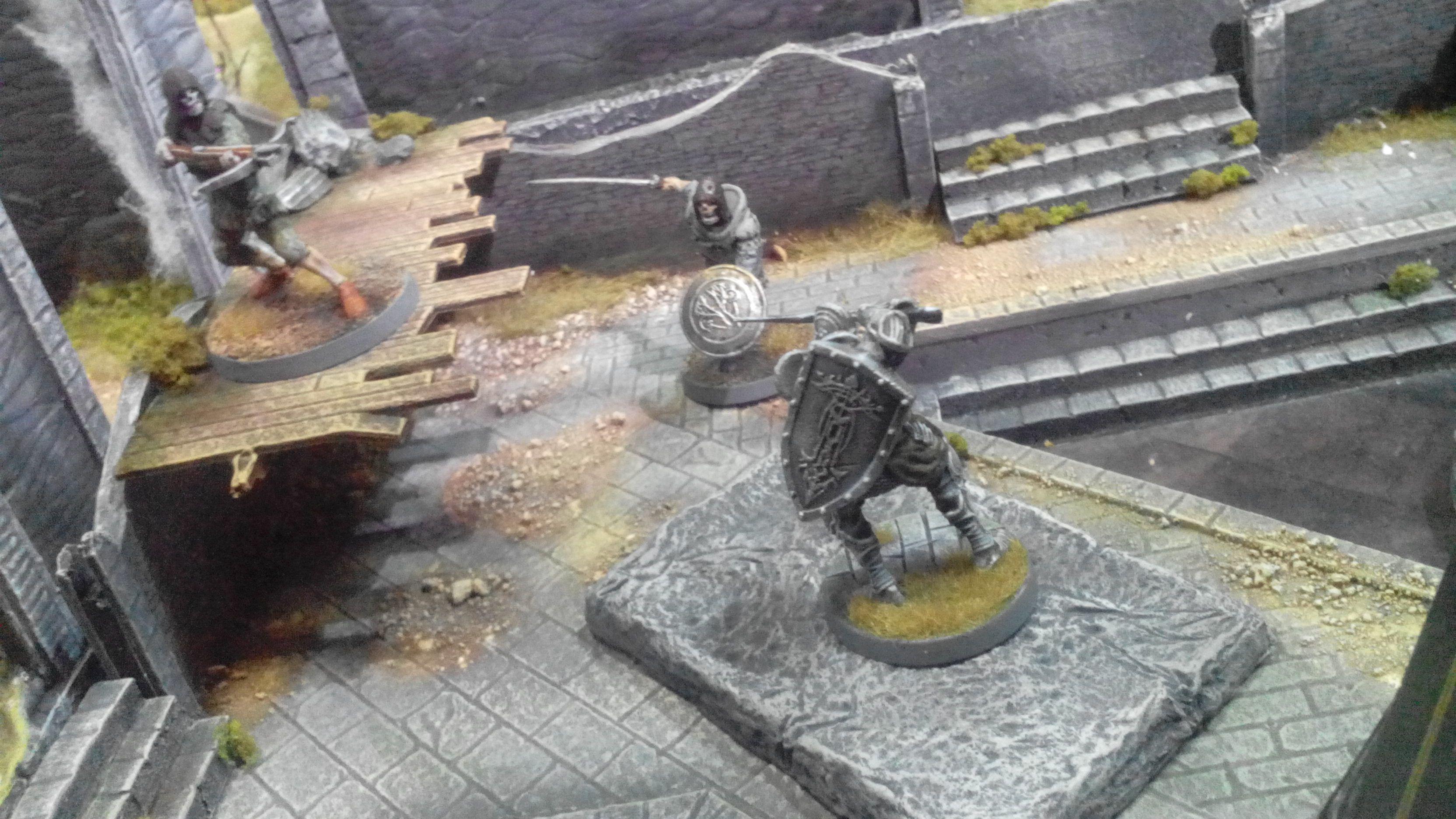 Dark Souls En Version Juego De Mesa Por Estadios Wargames Miniatures