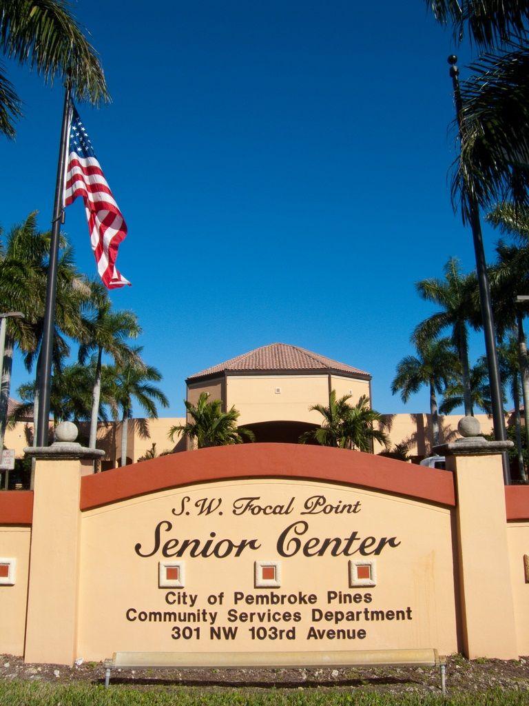SW Focal Point Senior Center Center city, Pembroke