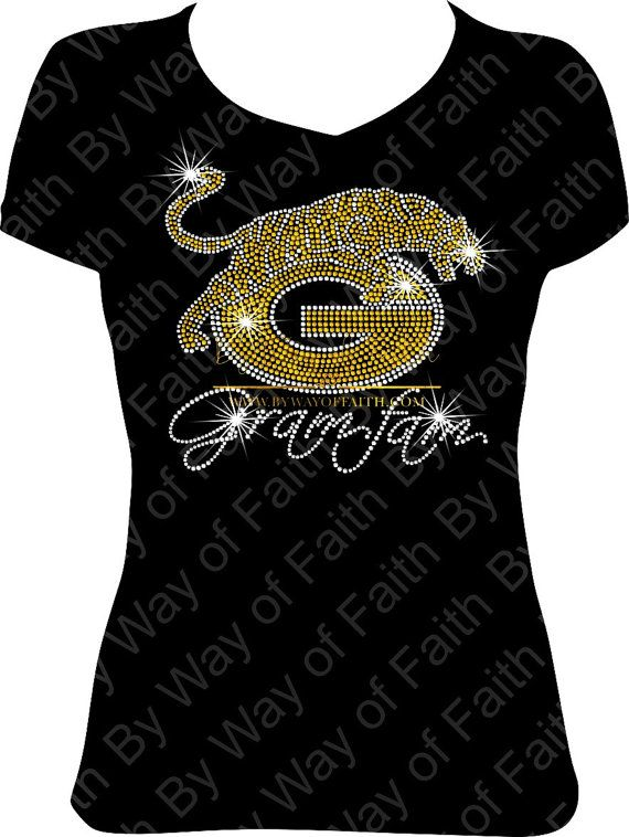 12-facets Machine Cut Stones Gramfam Tiger Bling by bywayoffaith