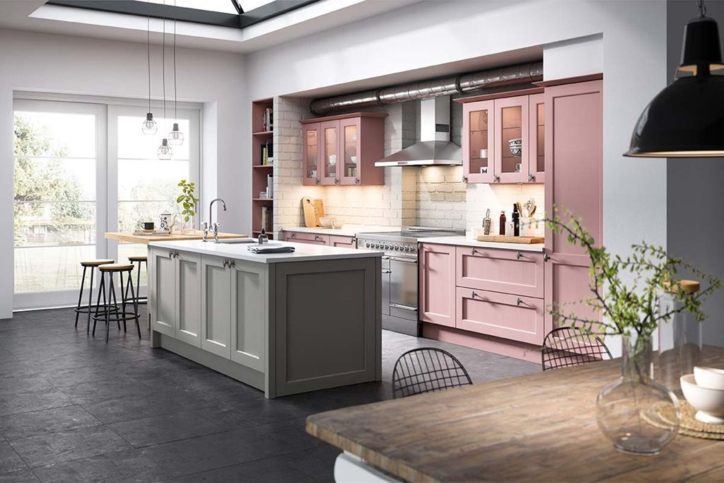 How to Avoid A Kitschy Color Scheme for Your Kitchen