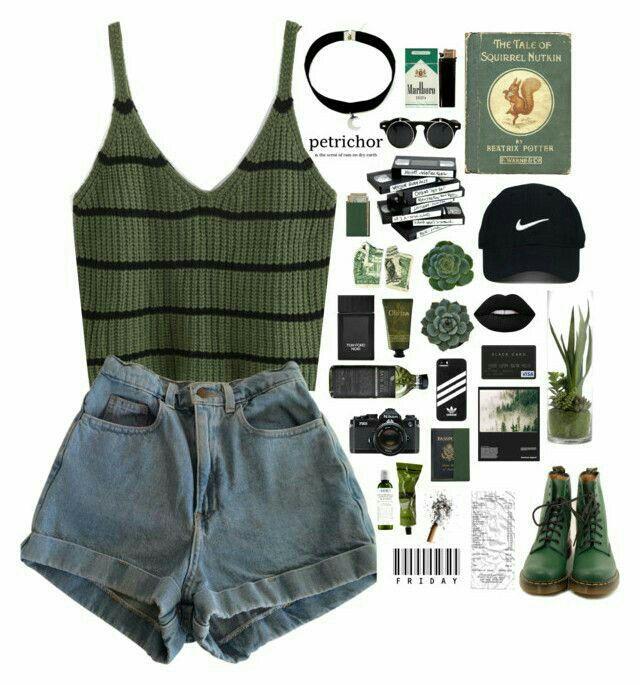 aesthetically - get a fashion sense