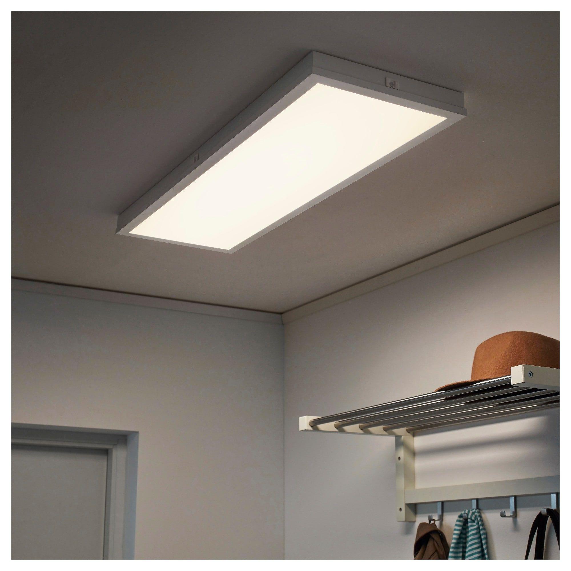 Led valopaneeli kaukosäädin floalt himmennettävä valkoinen spektri in 2019 valaistus led panel light bathroom lighting led panel