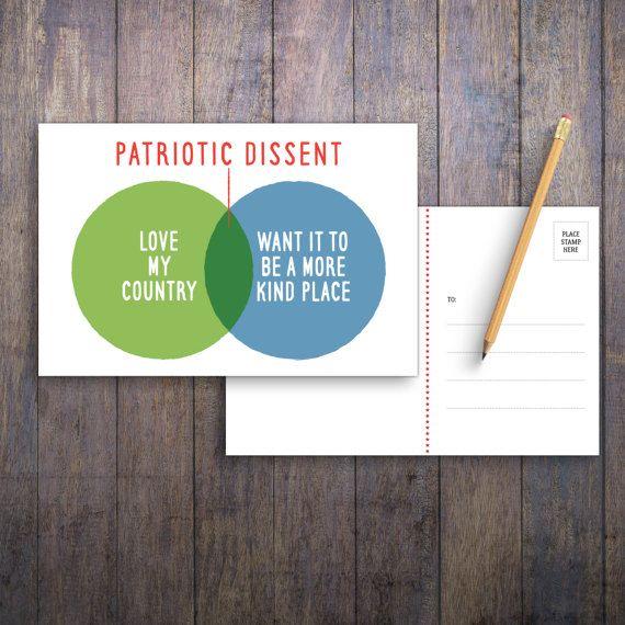 Printable postcards to congress