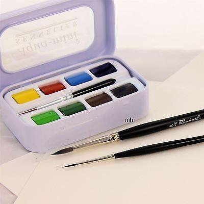 Winsor Newton Cotman Water Colour Half Pans 40 Colours 0 99